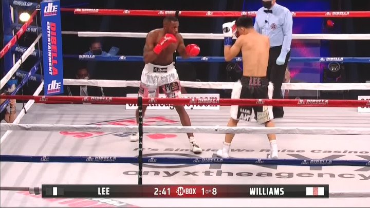 Brandun Lee vs Jimmy Williams