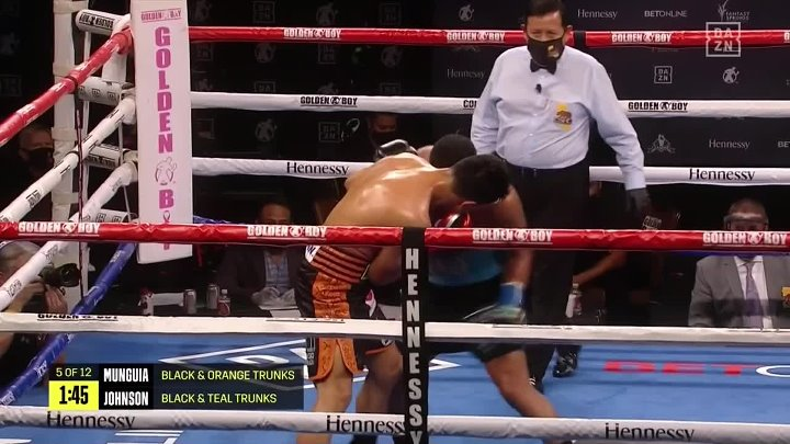 Jaime Munguia vs Tureano Johnson