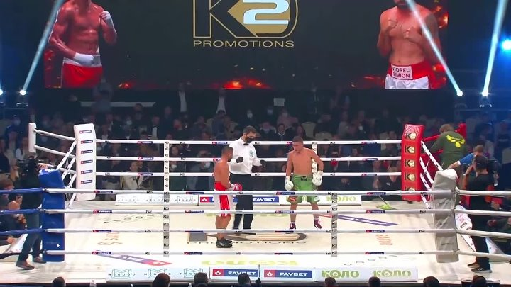 Denys Berinchyk vs Viorel Simion