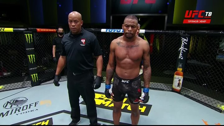 Abdul Razak Alhassan vs Khaos Williams (UFC FIGHT NIGHT 183)
