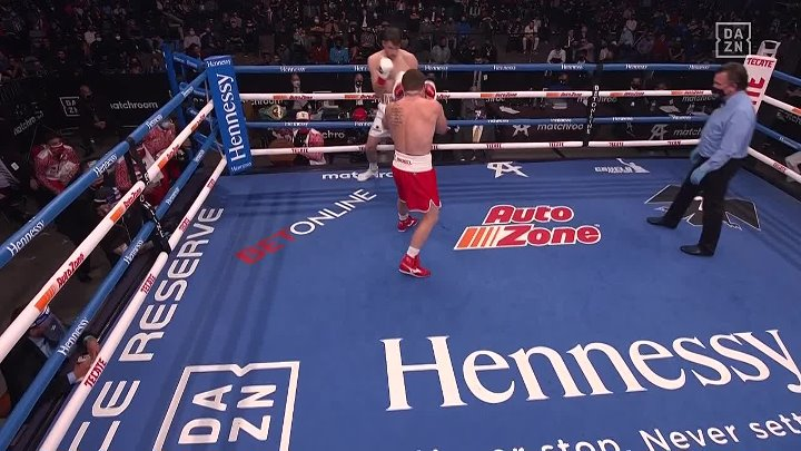 Saul Alvarez vs Callum Smith (19-12-2020)