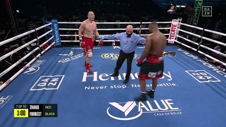 Zhilei Zhang vs Jerry Forrest (27-02-2021)
