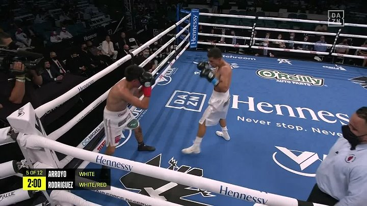 McWilliams Arroyo vs Abraham Rodriguez (27-02-2021)