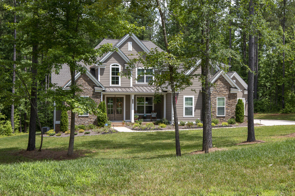 Waddell Custom Homes Howard's Glen