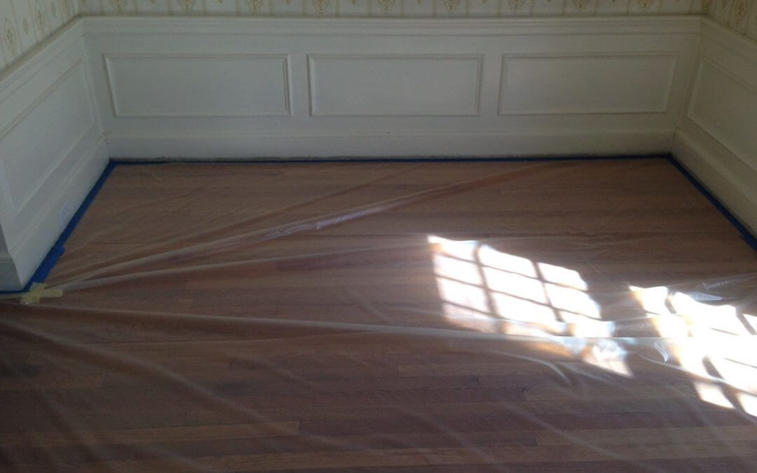 How a Lead Paint Contractor Handles Lead in a Brookline Colonial Interior