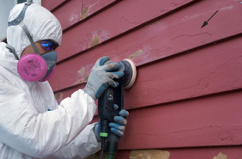 Dealing with Lead Paint Safely