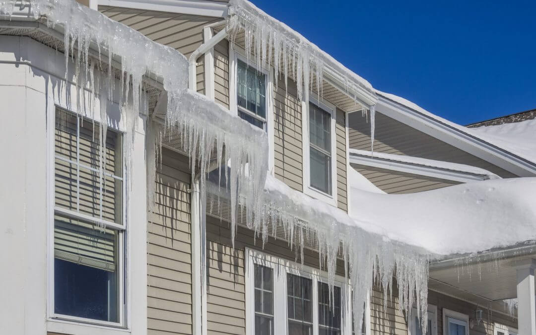 Winter Horror Show: Ice Dams
