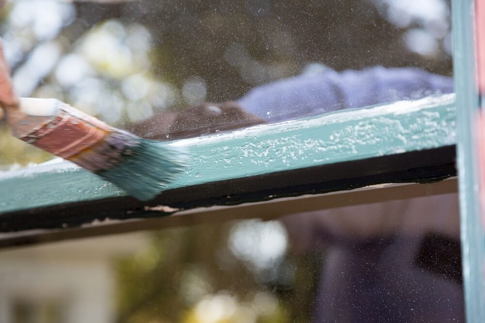 Bubbles Under Paint: Solvent Blisters