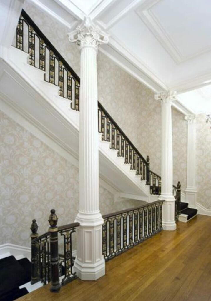 historic interior painting in greater boston