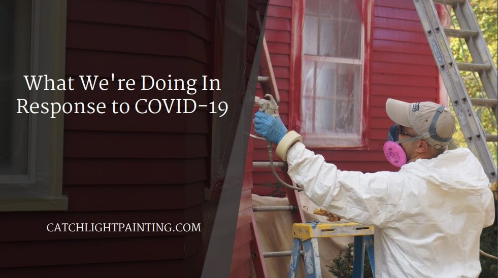 What We're Doing In Response To COVID-19
