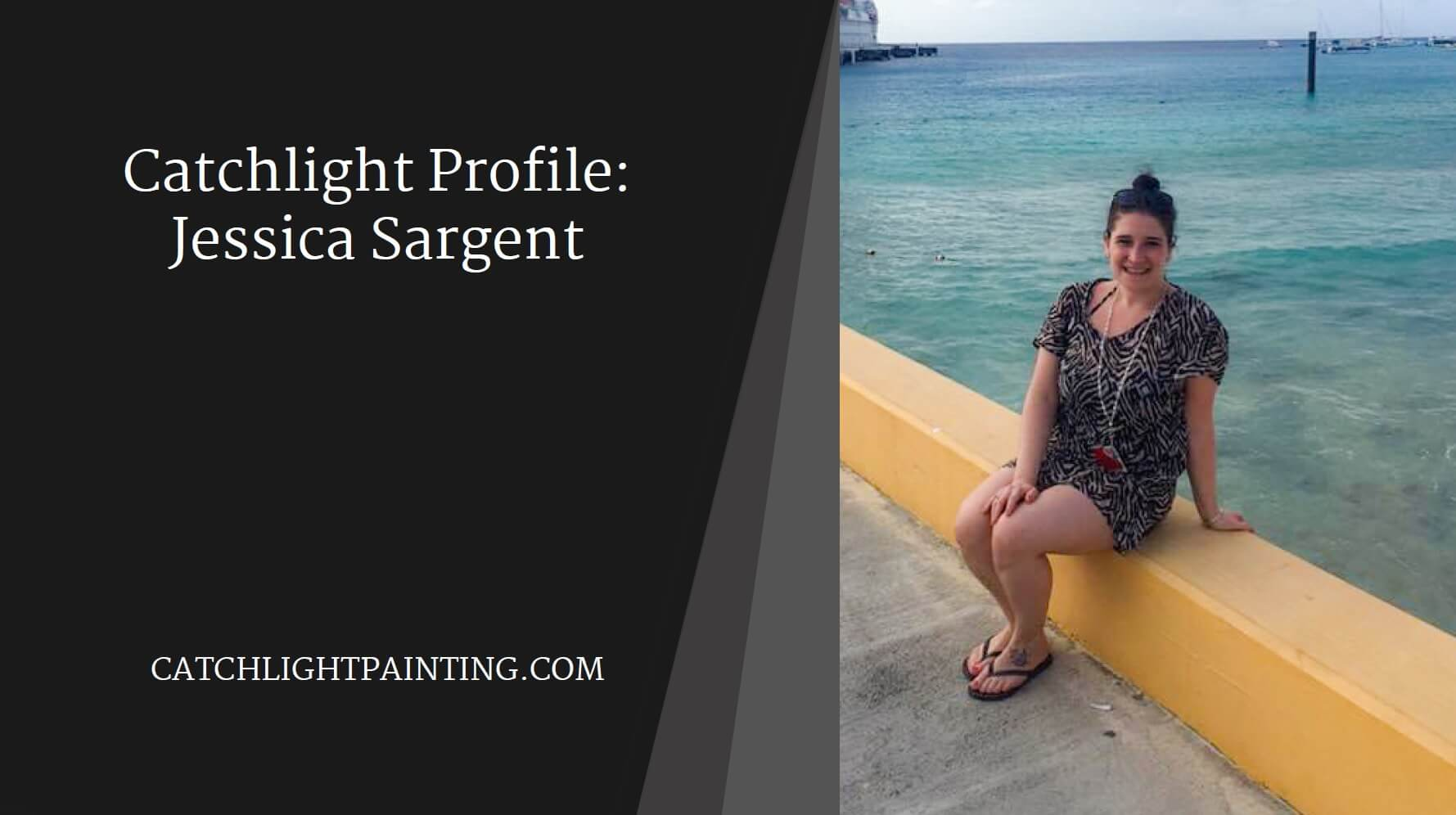 Catchlight Profile: Jessica Sargent