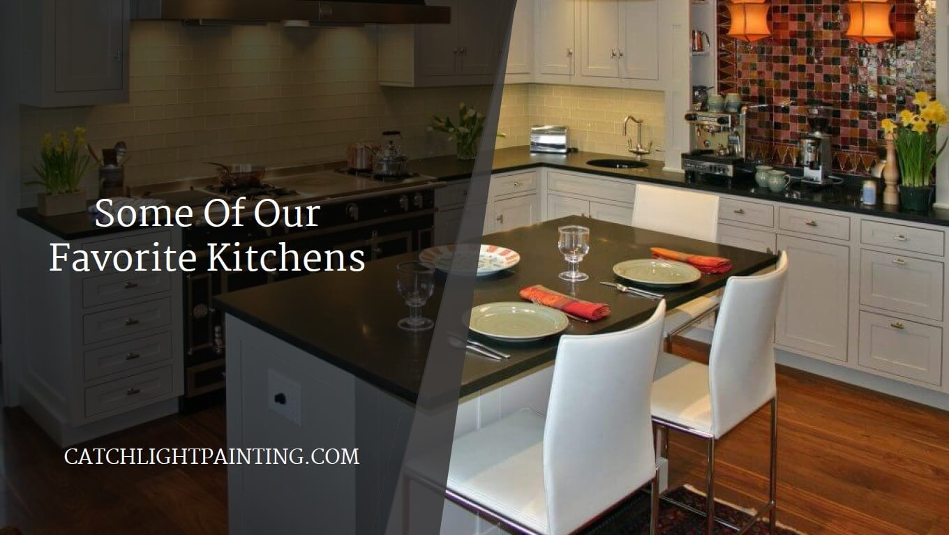 Some Of Our Favorite Kitchens