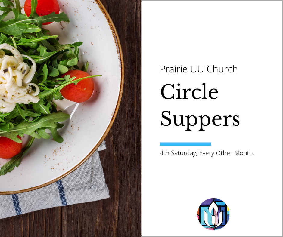 PUUC Circle Suppers