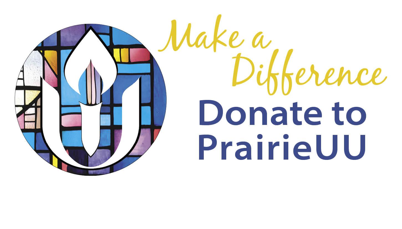 Give to PrairieUU