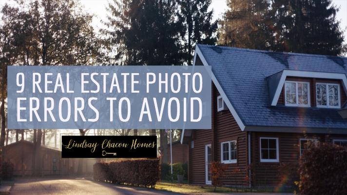 Real Estate Photo Errors to Avoid