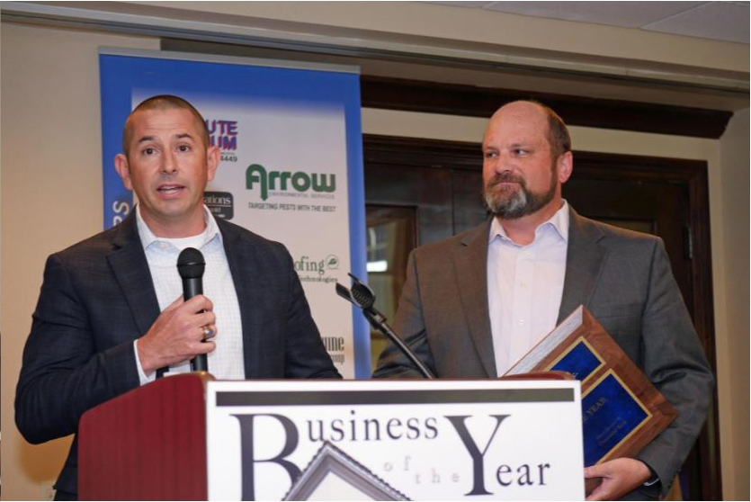 J2 Solutions Receives Business of the Year Award