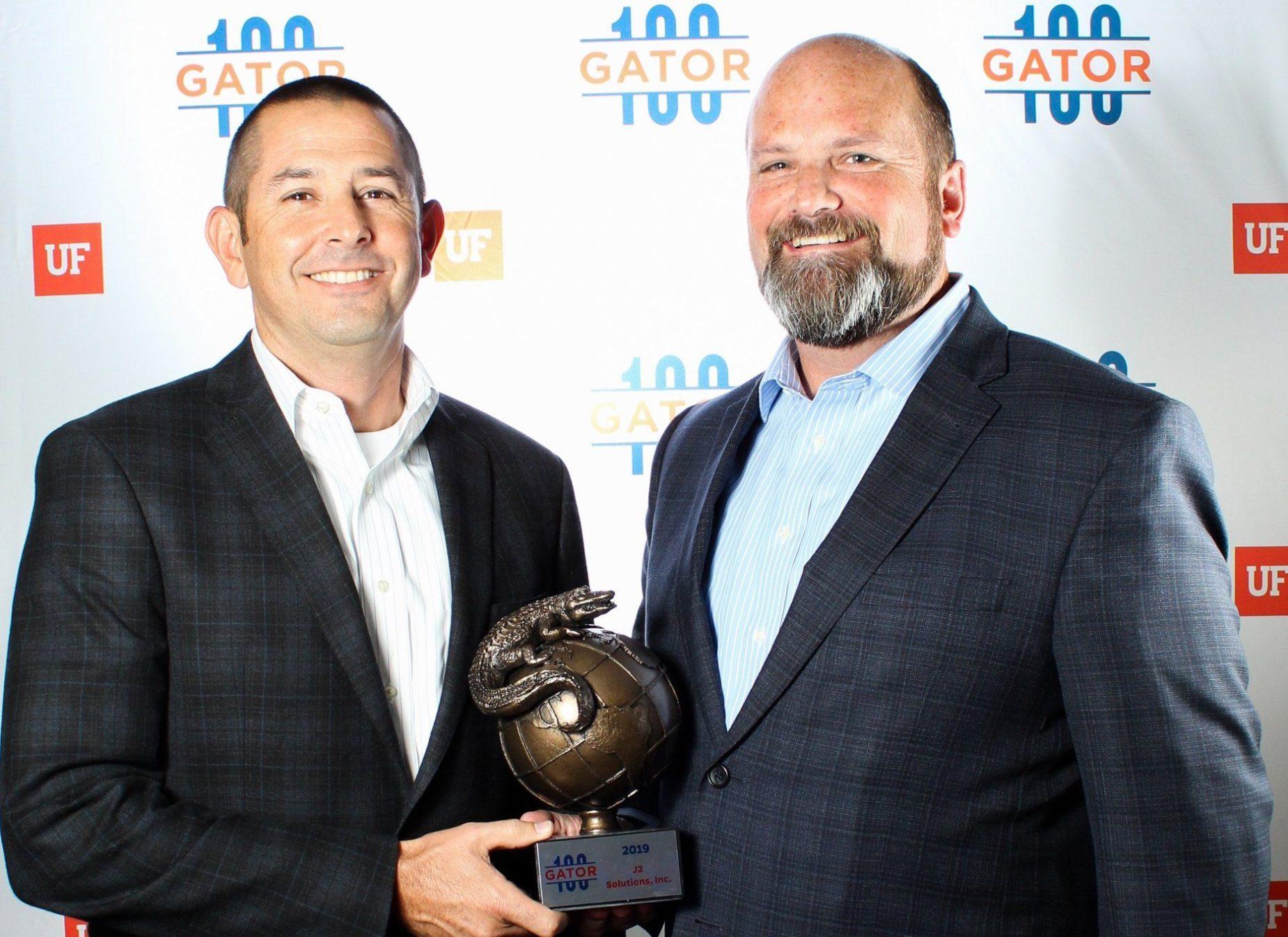 University of Florida Engineering Alumni Honored as 2019 GATOR 100 Awardees