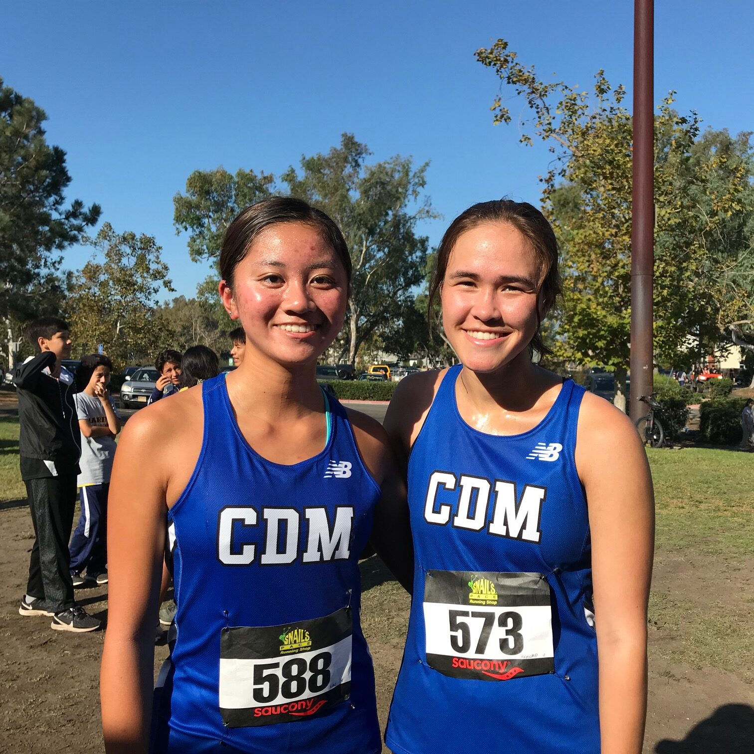 RESULTS – CENTRAL PARK INVITATIONAL