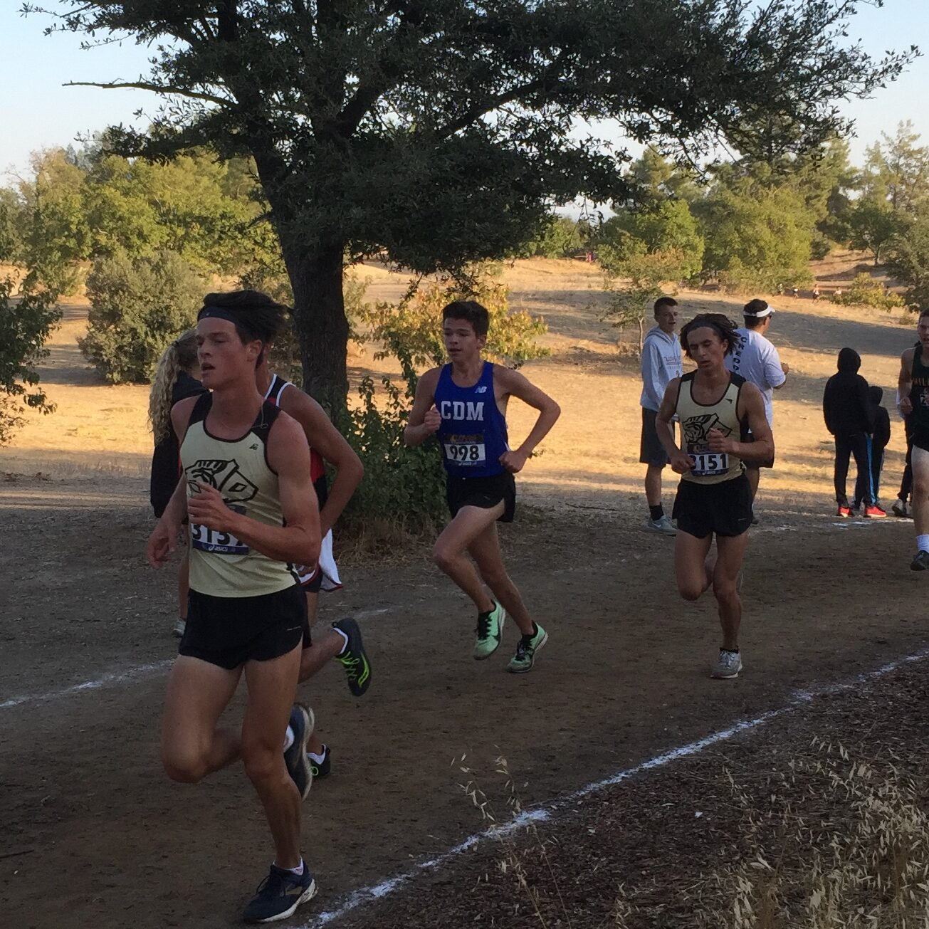 RESULTS – CLOVIS INVITATIONAL