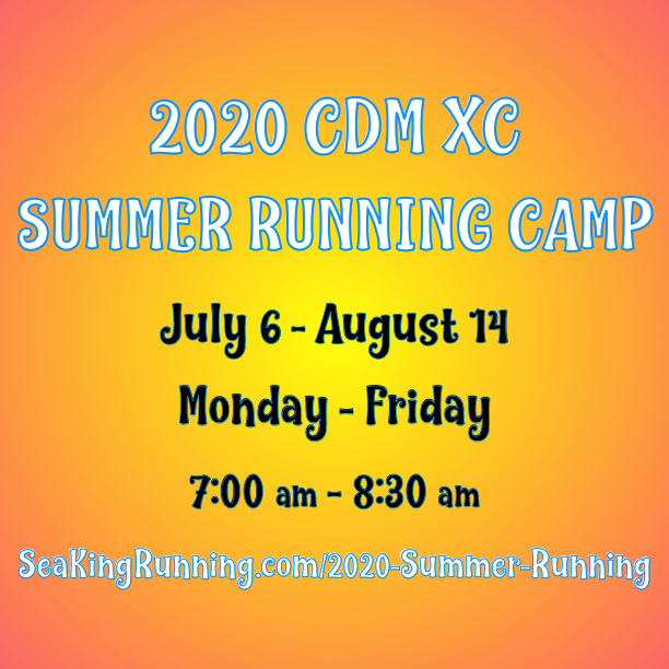 2020 SUMMER RUNNING – CLICK HERE TO START