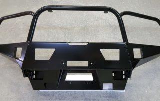 Custom powder coated bumper