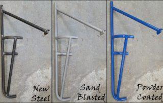custom coated nurf bars