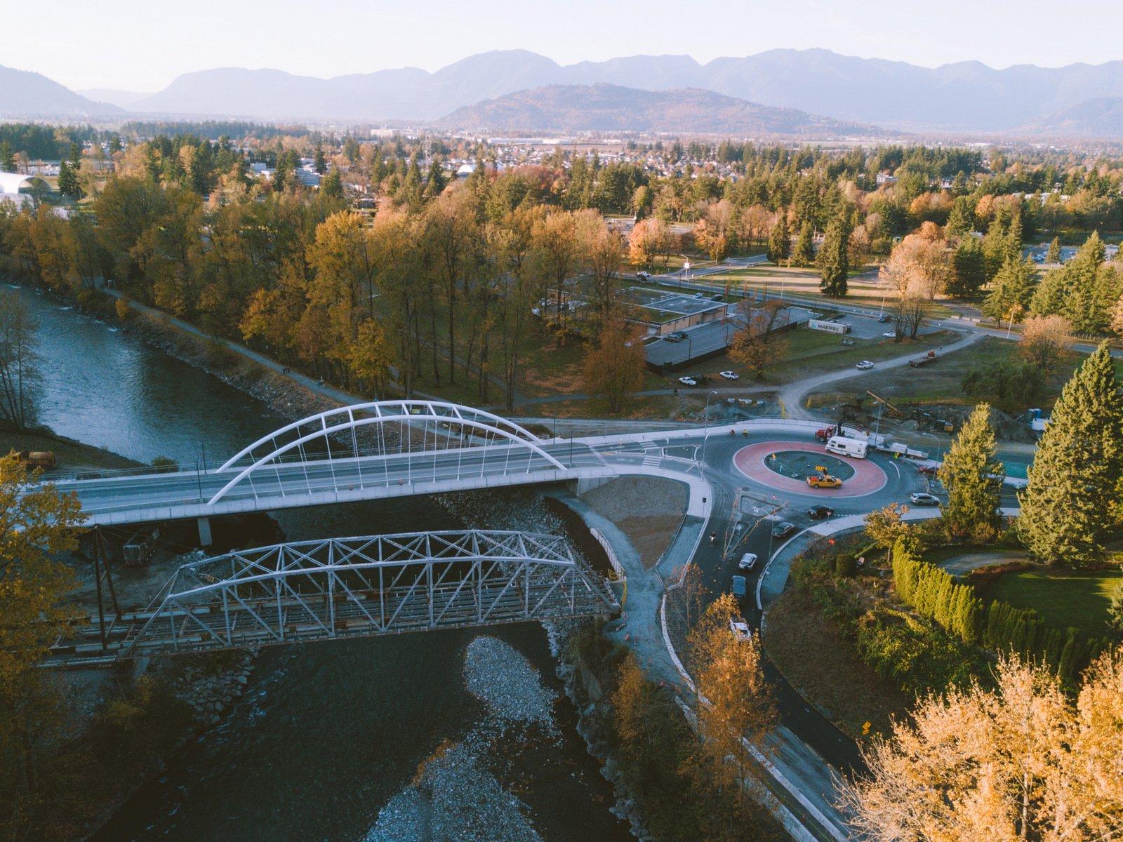 Vedder bridge