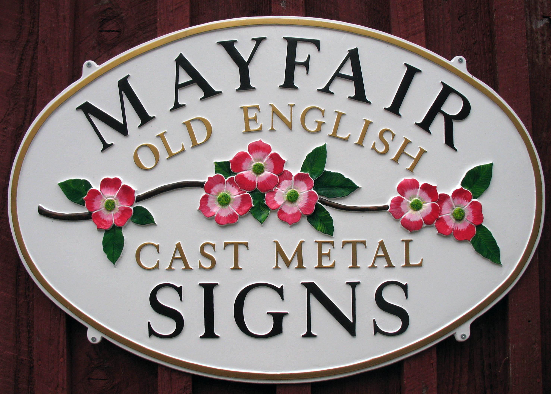 Mayfair Sign Shop