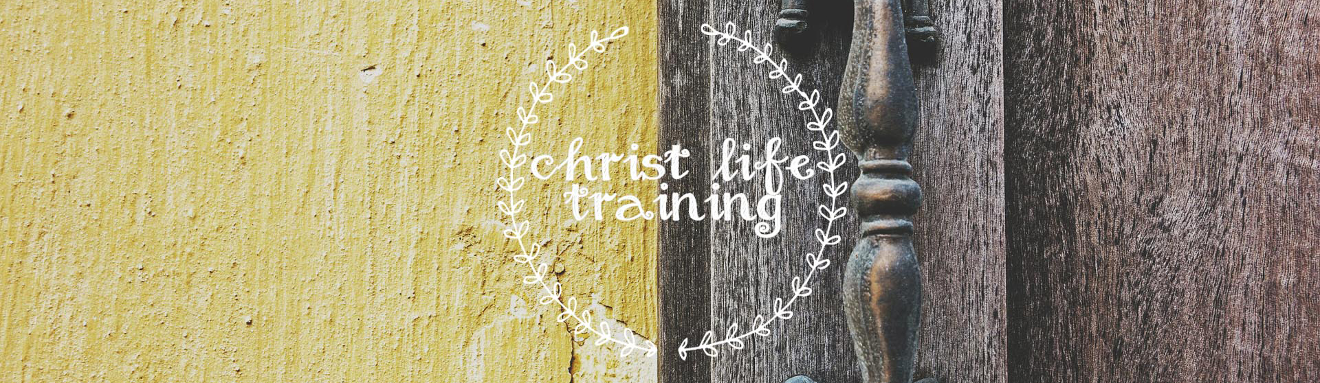 Christ Life Training