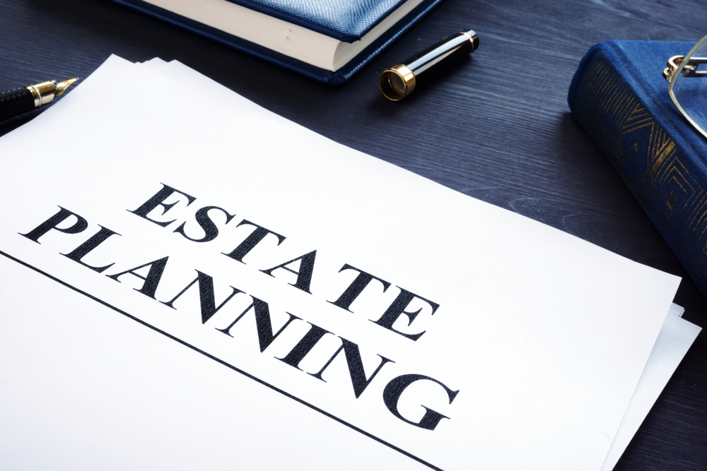 Putting your estate in order