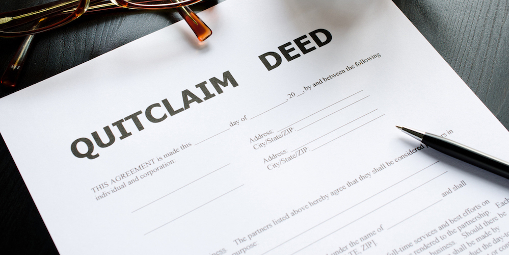 Warranty Deed vs. Quitclaim Deed