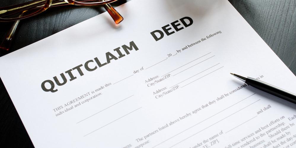 Warranty Deed vs. Quitclaim Deed