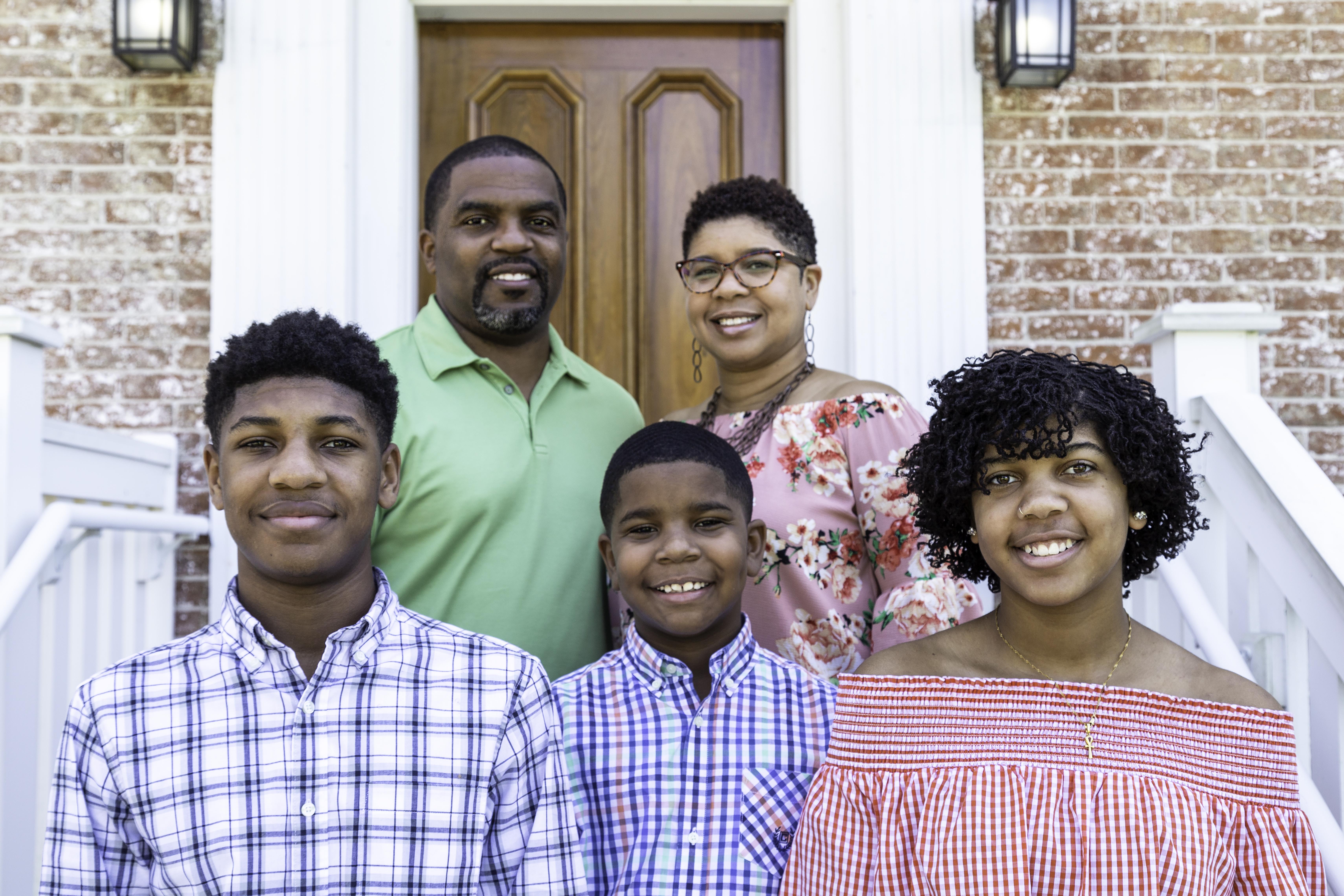Pierson Jr. Family