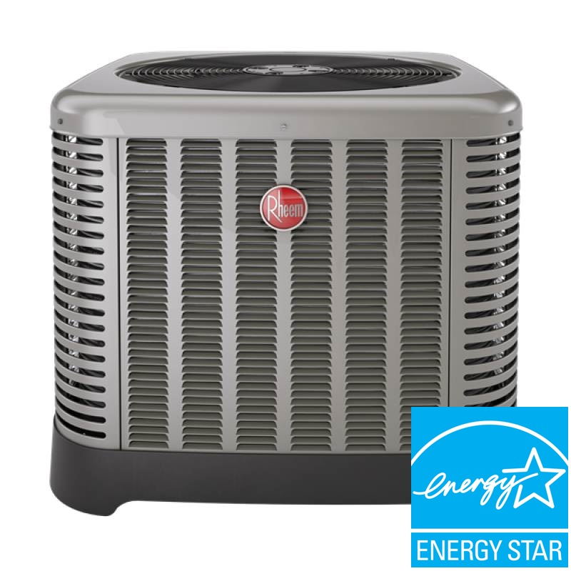 Rheem Air Conditioner with Energy Star
