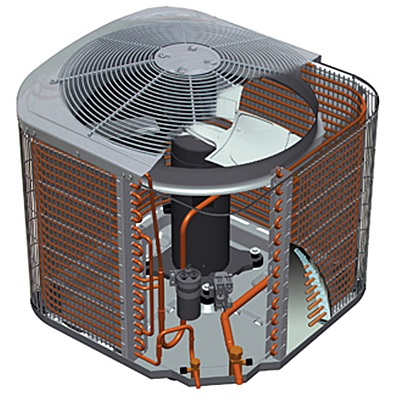 Comfort Carrier Air Conditioner