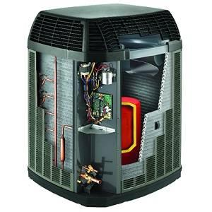 Trane XL16i Air Conditioner Repair