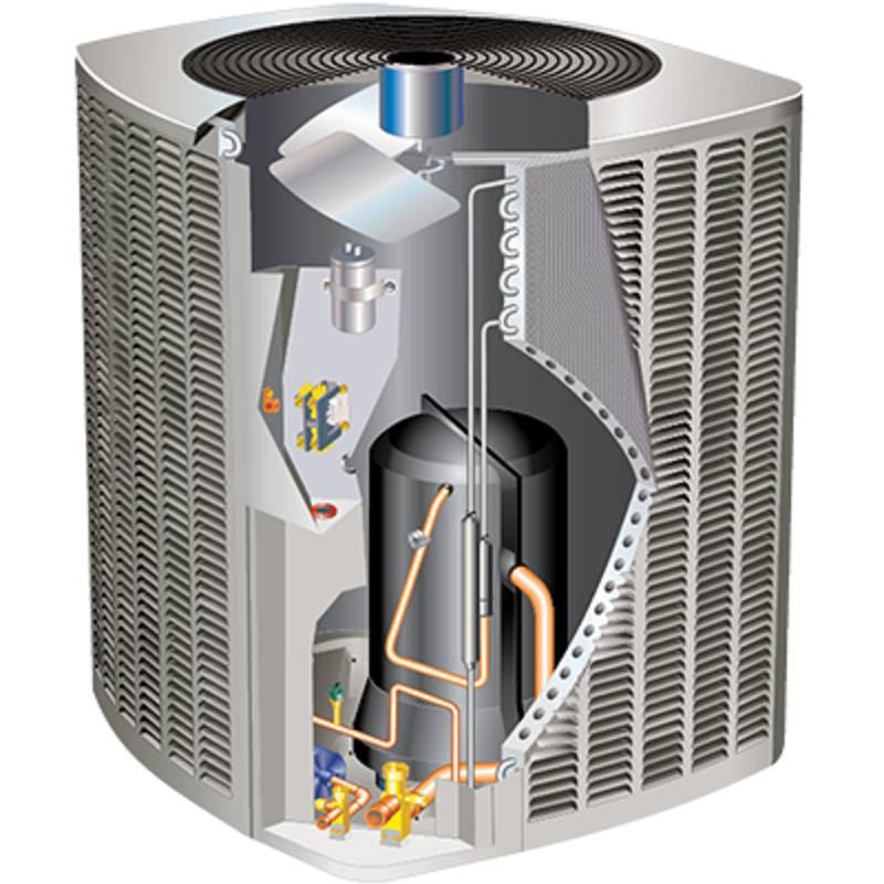 XC13 XC14 XC16 Lennox Air Conditioners Repair