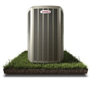 XC13 Lennox Air Conditioner - Up To 15.5 SEER, Single Stage