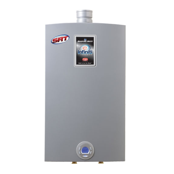 Bradford White Infiniti Tankless™ Mid Efficiency Residential (Non-condensing) Gas Water Heater