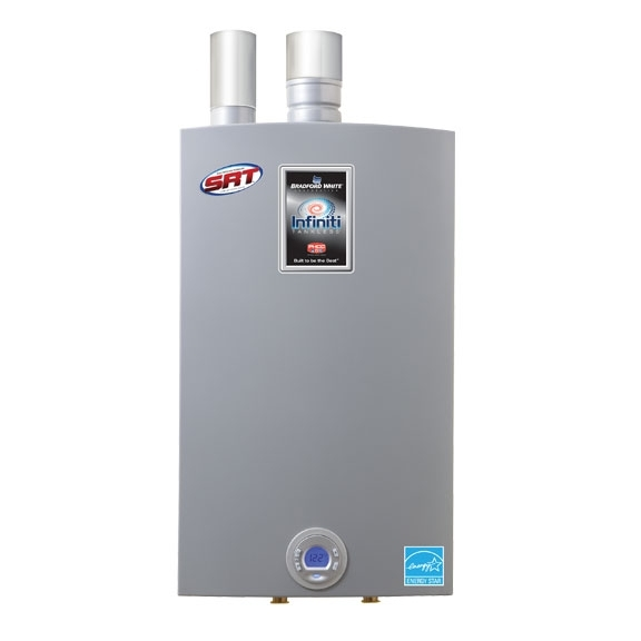 Bradford White Infiniti Tankless™ High Efficiency Residential (Condensing) Gas Water Heater