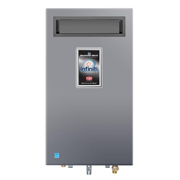 Bradford White Infiniti K Series Tankless (Condensing) Gas Water Heater Outdoor Models