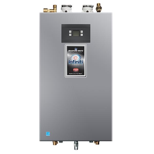 Bradford White Infiniti K Series Tankless (Condensing) Gas Water Heater Indoor Models