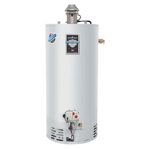 Bradford White RG1 Residential Damper Atmospheric Vent Gas Water Heater