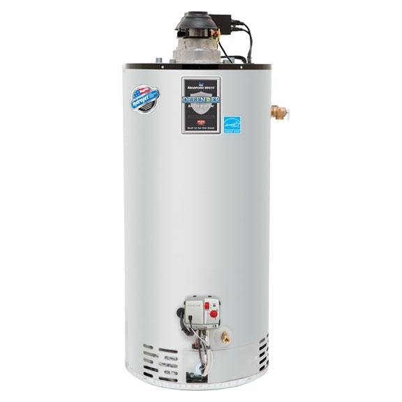 radford White RG2 Gas Water Heater