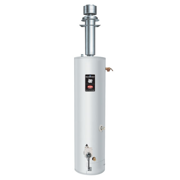 Bradford White RG2 Residential Manufactured Home Direct Vent Gas Water Heater