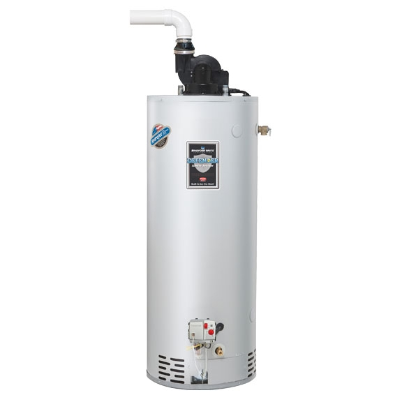 Bradford White RG2 Residential Manufactured Power Vent Gas Water Heater