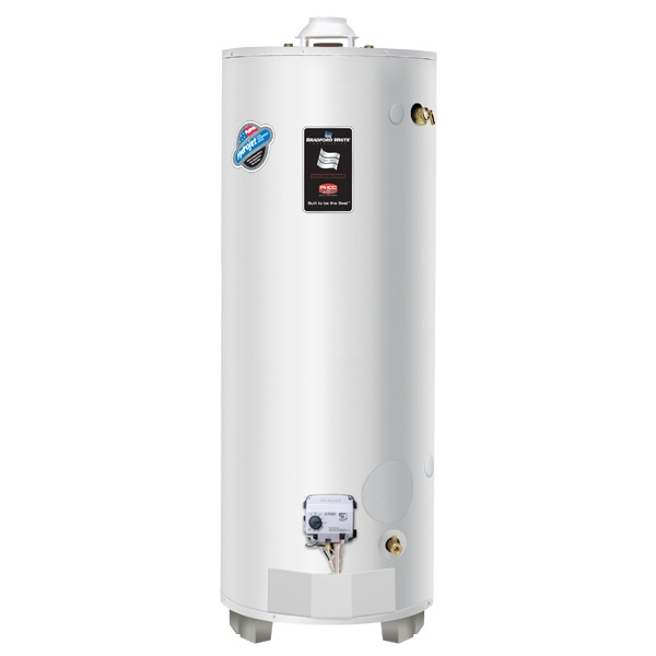 Bradford White RG2 Residential Atmospheric Vent High Input Gas Water Heater