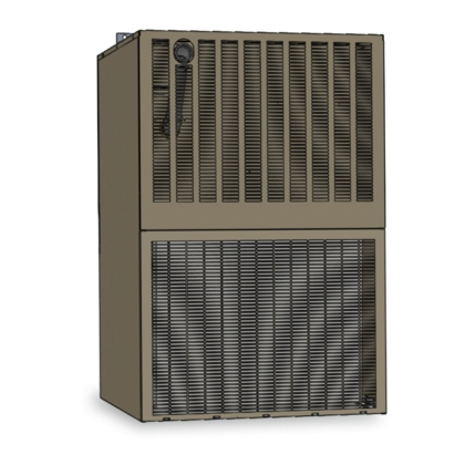 Comfort Pack Condensing Gas Furnace - Thru-the-Wall Heating and Air Conditioning - National Comfort Products