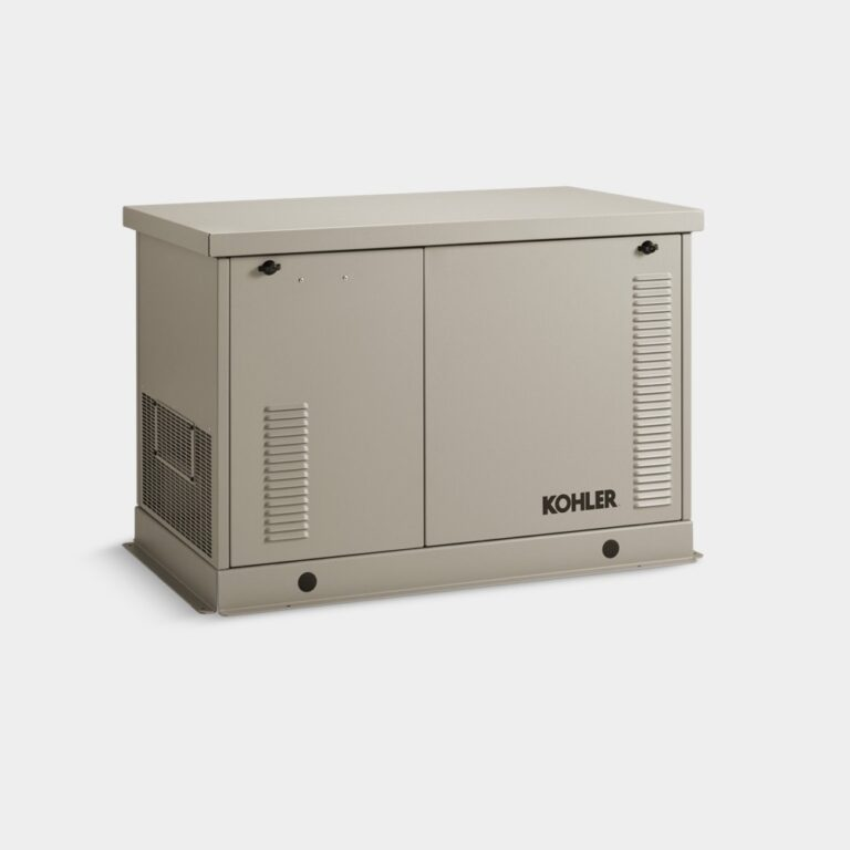 Kohler 12res 12 Kw Generator Single Phase Lpg Natural Gas