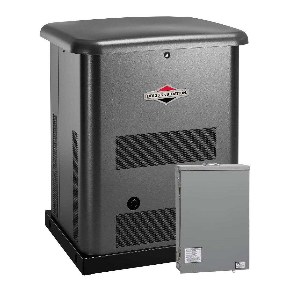 Briggs & Stratton 10kW Standby Generator
